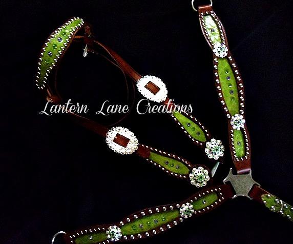 Lantern Lane Creations Custom Tack Sets