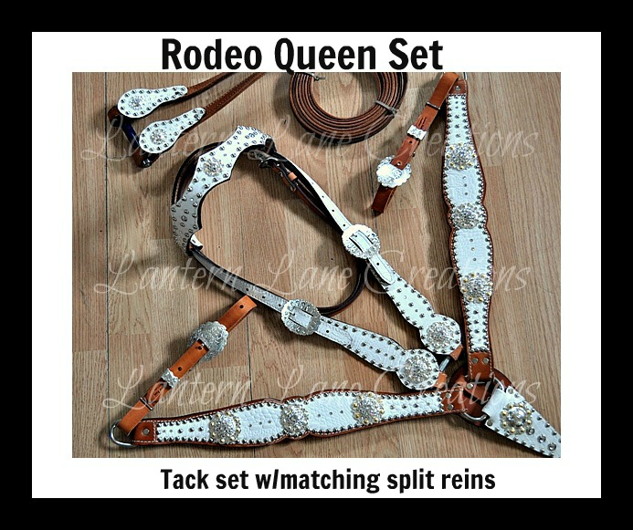 Lantern Lane Creations Custom Tack Sets