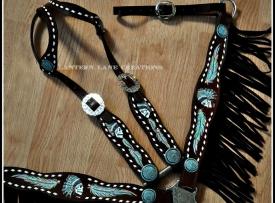 tack set indian chief becky - Copy