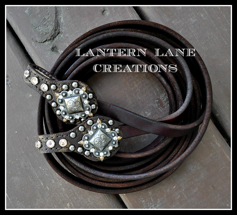 Sold Split Reins Lantern Lane Creations