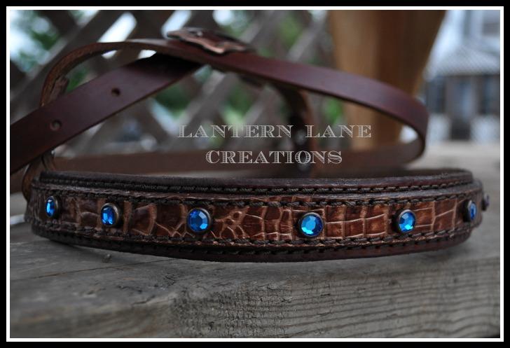 Sold Tie Down Nosebands Lantern Lane Creations